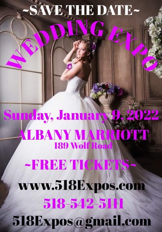 January 2022 Wedding Expo Albany NY